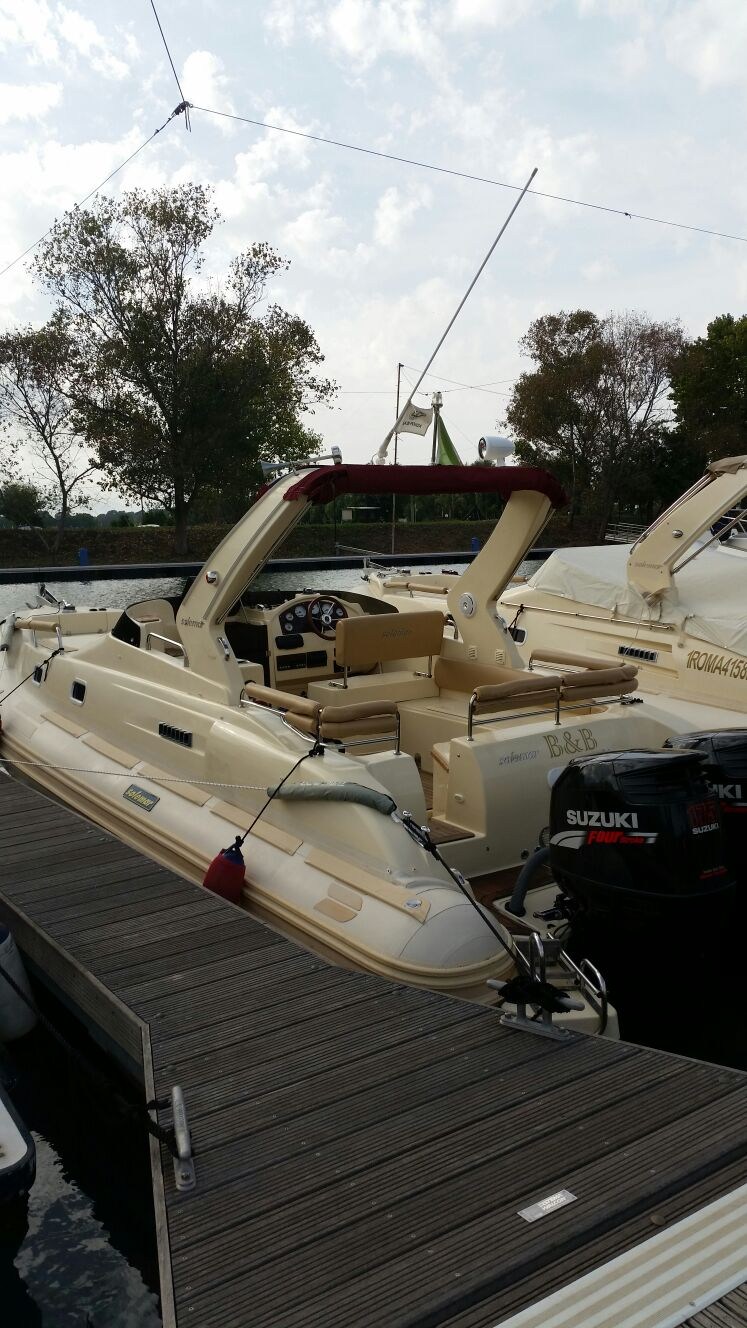 SOLEMAR 26 OCEANIC USED BOAT RIB GOMMONE USATO