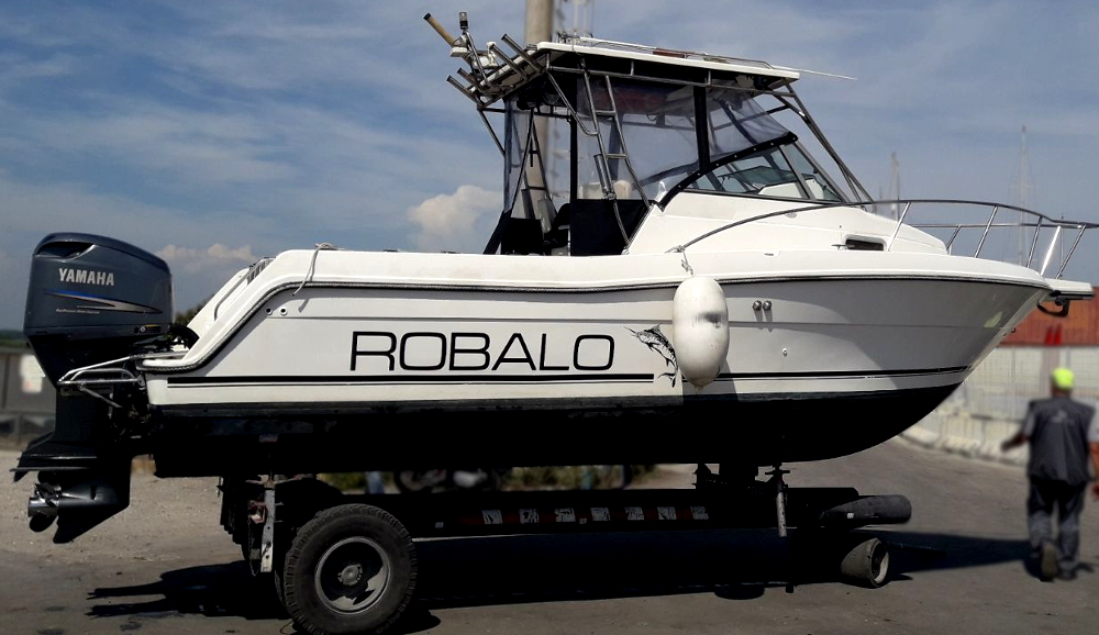livornoboats boats barche barcos bateaux boote boten fisherman robalo